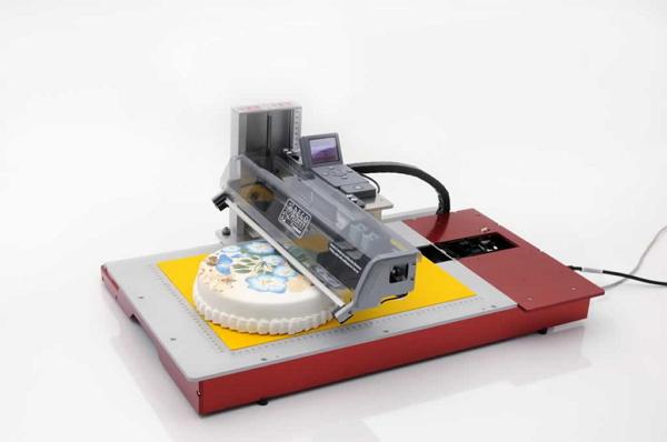 Пищевой принтер своими руками