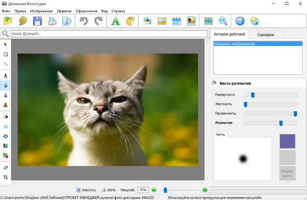 Как сделать картинку прозрачной в Фотошопе?