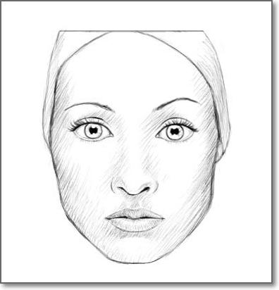 С нуля как научиться рисовать портрет